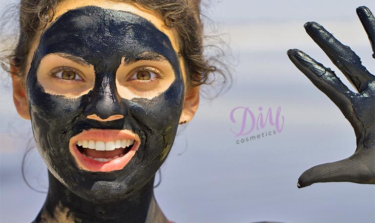 Homemade Black Mask