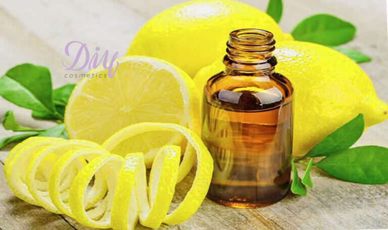 Homemade Tonic with Refreshing Lemon Oil