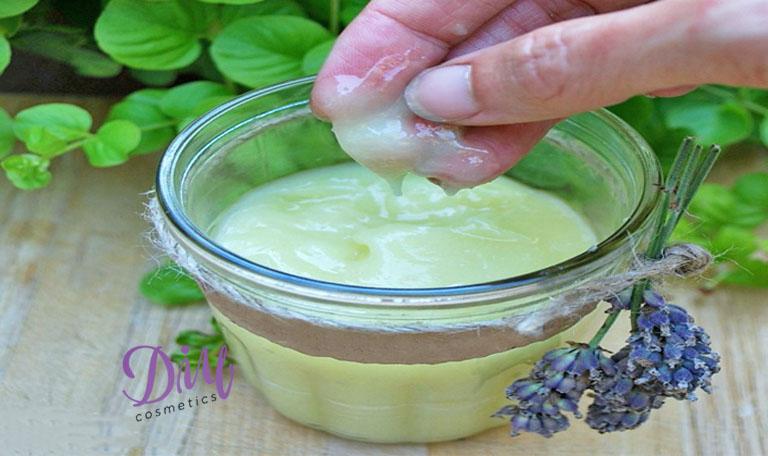 Homemade Healing Hand Cream Recipe