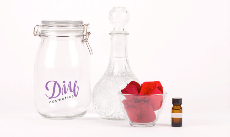 Homemade Rose Perfume for Everyday Use