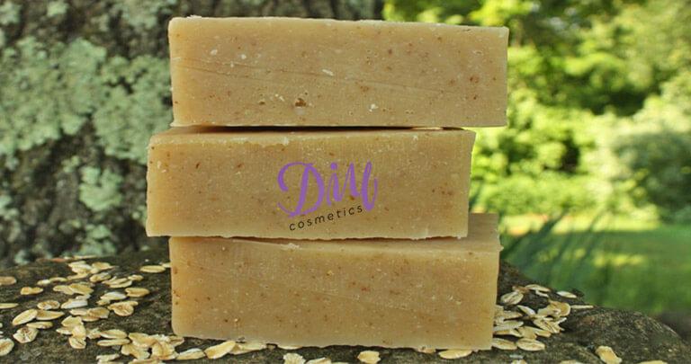Natural Oatmeal Soap Recipe