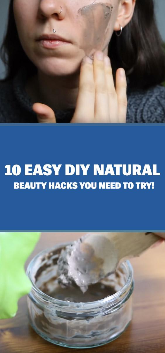 DIY Natural Beauty Hacks