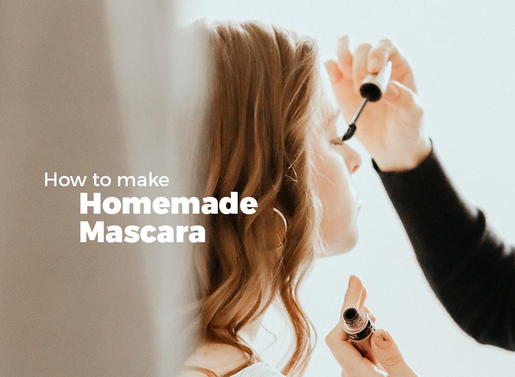 Learn How to Make Homemade Mascara