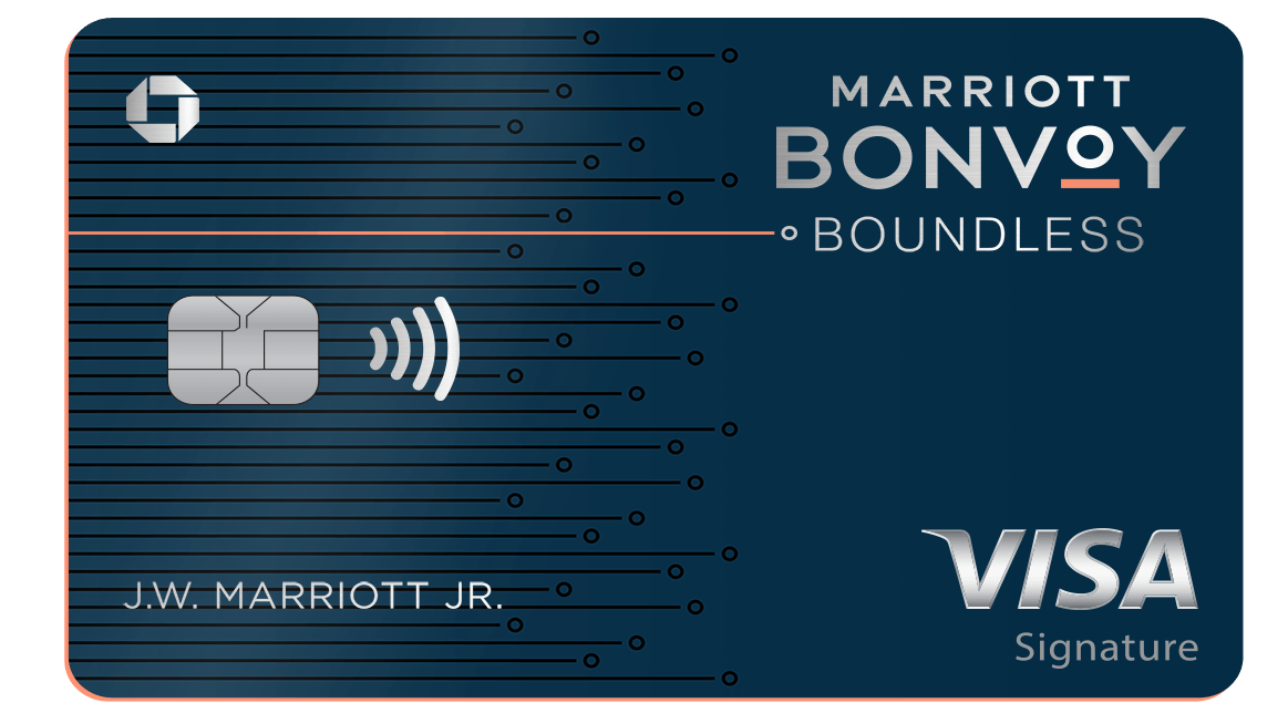 Marriott Bonvoy Credit Card - Learn How to Apply for Boundless