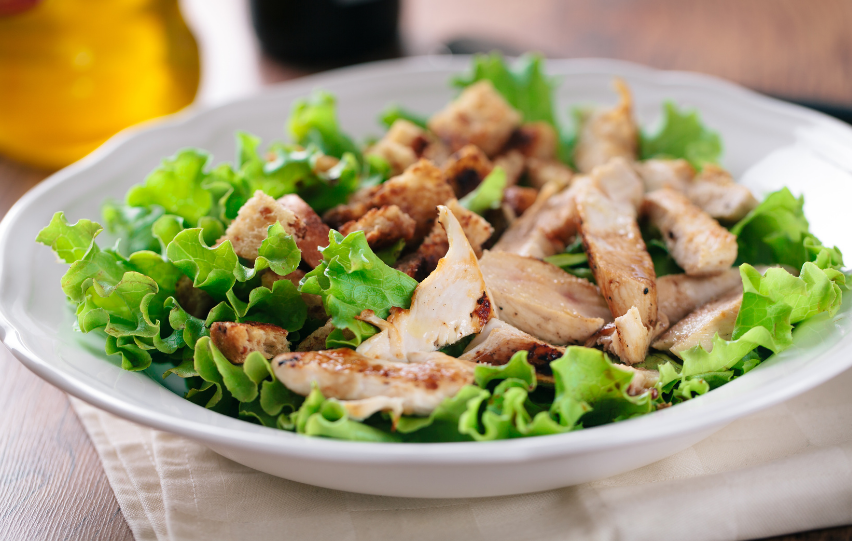 Healthy Chicken Salad Recipe to Try at Home - See Here