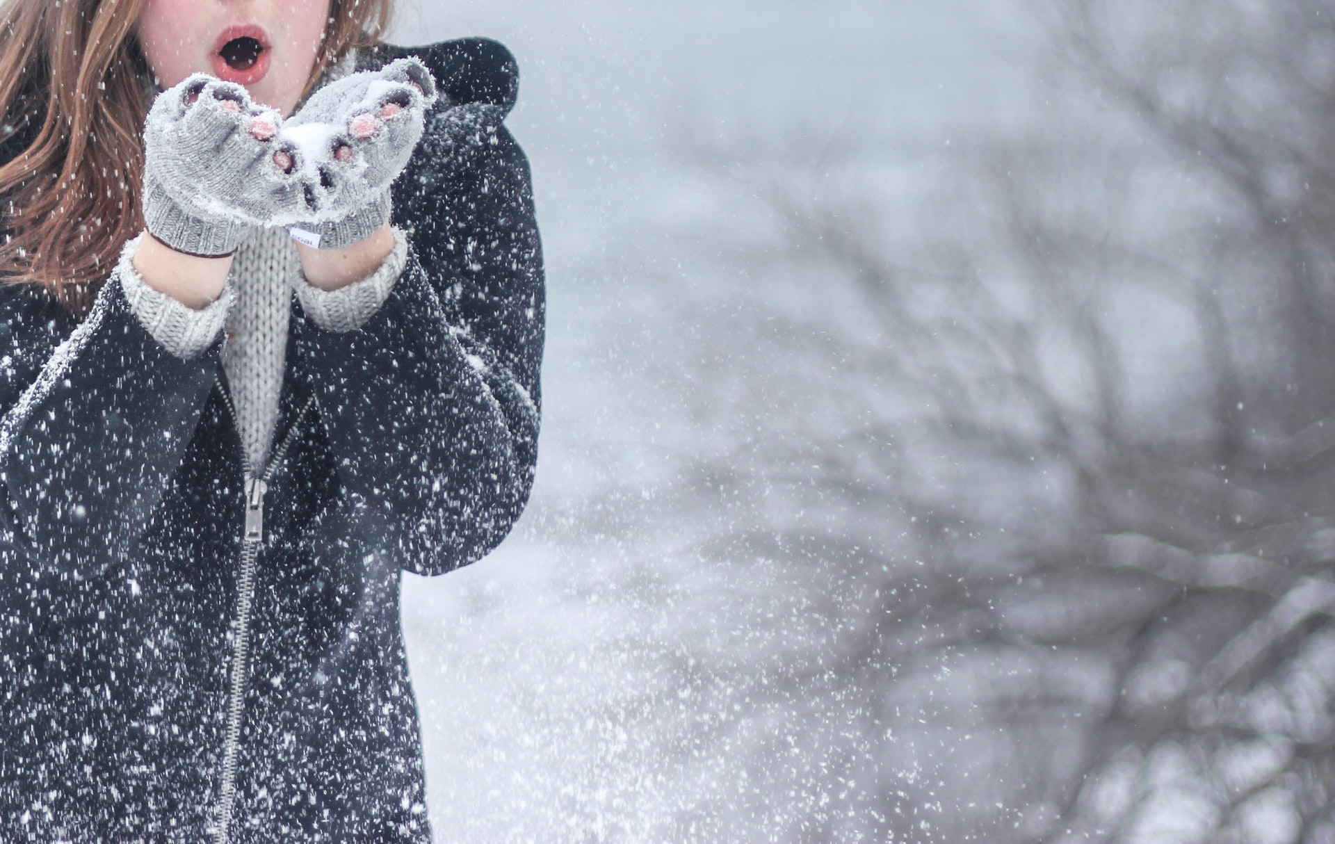 Here's Why Skin Gets Dry in Winter