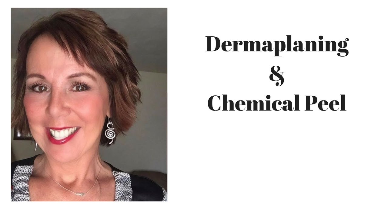These Are the Top Things to Know About Dermaplane and Chemical Peels